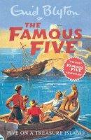 BLYTON, ENID - Five on a Treasure Island (Famous Five Classic) - 9780340681060 - 9780340681060