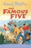 Blyton, Enid - Five on a Secret Trail (Famous Five Classic) - 9780340681206 - 9780340681206
