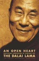 Dalai Lama, The [Nicholas Vreeland, ed] - An Open Heart - 9780340794319 - KSG0006599