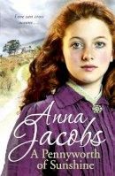 Anna Jacobs - Pennyworth of Sunshine - 9780340821367 - V9780340821367