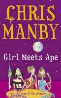 Manby, Chrissie - Girl Meets Ape - 9780340828069 - KLN0016600