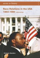 Saunders, Vivienne - Race Relations in the USA 1863-1980 - 9780340907054 - V9780340907054