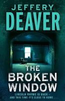 Jeffrey Deaver - The Broken Window - 9780340937235 - KTM0003910