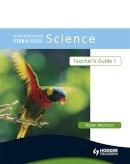 Morrison, Karen - International Science - 9780340966044 - V9780340966044
