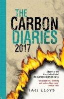 Lloyd, Saci - The Carbon Diaries 2017 - 9780340970164 - KIN0007993