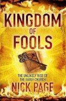 Page, Nick - Kingdom of Fools - 9780340996263 - V9780340996263