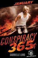 Gabrielle Lord - January: Conspiracy 365 - 9780340996447 - KLN0014685