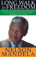 Nelson Mandela - Long Walk to Freedom:  The Autobiography of Nelson Mandela - 9780349106533 - V9780349106533