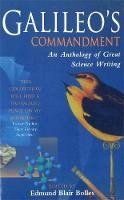 Blair Bolles, Edmund - Galileo's Commandment: An Anthology of Great Science Writing - 9780349112466 - KEX0289652