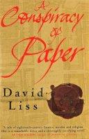 Liss, David - Conspiracy of Paper - 9780349114200 - KSS0001887