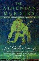Somoza, Jose Carlos - The Athenian Murders - 9780349116181 - KAK0011498