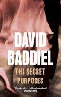 Baddiel, David - The Secret Purposes - 9780349117461 - KST0016823