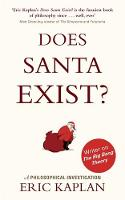 Eric Kaplan - Does Santa Exist? - 9780349140629 - V9780349140629