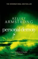 Armstrong, Kelley - Personal Demon - 9780356500225 - V9780356500225