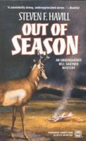 Steven F. Havill - Out of Season (Worldwide Library Mysteries) - 9780373263820 - KNH0005070