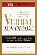 Elster, Charles Harrington - Verbal Advantage: 10 Steps to a Powerful Vocabulary - 9780375709326 - V9780375709326
