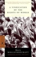 Mary Wollstonecraft, Katha Pollitt (Introduction) - Vindication of the Rights of Woman (Modern Library) - 9780375757228 - KLJ0015856