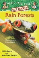 Osborne, Mary Pope - Rain Forests (Magic Tree House Research Guide) - 9780375813559 - V9780375813559