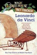 Osborne, Mary Pope, Boyce, Natalie Pope - Magic Tree House Fact Tracker #19: Leonardo da Vinci: A Nonfiction Companion to Magic Tree House #38: Monday with a Mad Genius - 9780375846656 - V9780375846656