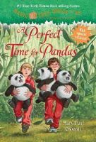 Osborne, Mary Pope - Magic Tree House #48: A Perfect Time for Pandas (A Stepping Stone Book(TM)) - 9780375867989 - V9780375867989