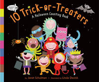 Schulman, Janet - 10 Trick-or-Treaters - 9780385736145 - V9780385736145
