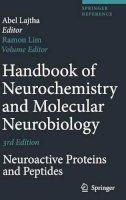 . Ed(s): Lim, Ramon - Handbook of Neurochemistry and Molecular Neurobiology - 9780387303482 - V9780387303482
