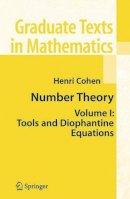 Cohen, Henri - Number Theory - 9780387499222 - V9780387499222