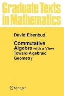 Eisenbud, David - Commutative Algebra - 9780387942698 - V9780387942698