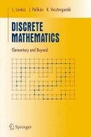 Lovasz, Laszlo; Pelikan, Jozsef; Vesztergombi, Katalin L. - Discrete Mathematics - 9780387955858 - V9780387955858
