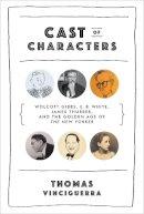 Vinciguerra, Thomas - Cast of Characters - 9780393240030 - V9780393240030