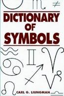 Liungman, Carl - Dictionary of Symbols - 9780393312362 - V9780393312362