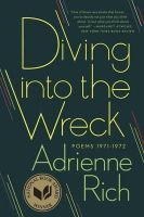 Rich, Adrienne - Diving into the Wreck - 9780393346015 - V9780393346015