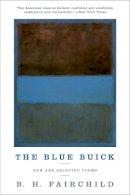 Fairchild, B. H. - The Blue Buick - 9780393352160 - V9780393352160