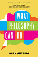 Gutting, Gary - What Philosophy Can Do - 9780393353358 - V9780393353358