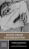 Dostoevsky, F. M. - Notes from Underground - 9780393976120 - V9780393976120