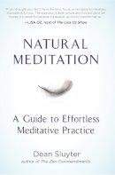 Sluyter, Dean - Natural Meditation - 9780399171413 - V9780399171413