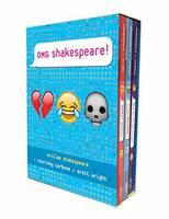 Various, Carbone, Courtney, Wright, Brett - OMG Shakespeare Boxed Set - 9780399557378 - V9780399557378