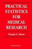 Altman, Douglas G. - Practical Statistics for Medical Research - 9780412276309 - V9780412276309