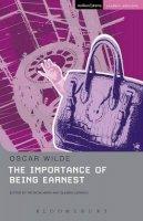 Wilde, Oscar - The Importance of Being Earnest (Methuen Student Editions) - 9780413396303 - KKD0004052