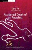 Fo, Dario, Farrell, Joseph - Accidental Death of an Anarchist (Methuen Drama) - 9780413772671 - V9780413772671