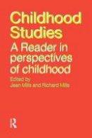 - Childhood Studies - 9780415214155 - V9780415214155