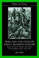 Glete, Jan - War and the State in Early Modern Europe - 9780415226455 - V9780415226455