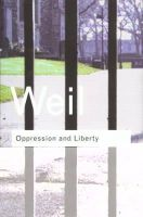 Weil, Simone - Oppression and Liberty - 9780415254076 - V9780415254076