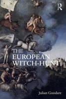 Goodare, Julian - The European Witch-Hunt - 9780415254533 - V9780415254533