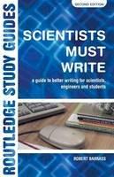 Barass, Robert - Scientists Must Write - 9780415269964 - V9780415269964