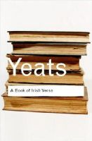 W.B. Yeats; John Banville - A Book of Irish Verse - 9780415289832 - V9780415289832