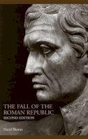 Shotter, David - Fall of Roman Republic - 9780415319409 - V9780415319409
