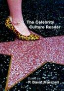 Marshall, P.David - Celebrity Culture Reader - 9780415337922 - V9780415337922