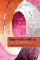 Maksimova, Elena; Andrews, Edna - Russian Translation - 9780415473477 - V9780415473477