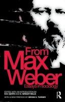 Weber, Max - From Max Weber - 9780415482691 - V9780415482691
